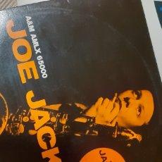 Discos de vinilo: JOE JACKSON DOS DISCOS BODY AND SOUL Y NIGHT AND DAY. Lote 234375760