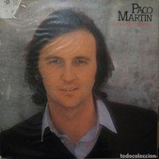 Discos de vinil: PACO MARTIN - A PASO DESCUBIERTO - 1980 - LP. Lote 234428735