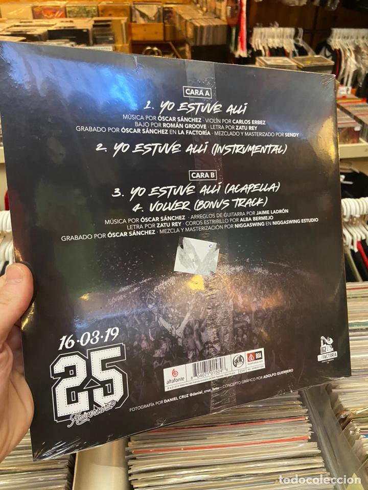 Discos de vinilo: Sfdk yo estuve alli maxi 12 pulgadas vinilo 25 Aniversario - Foto 4 - 234449440