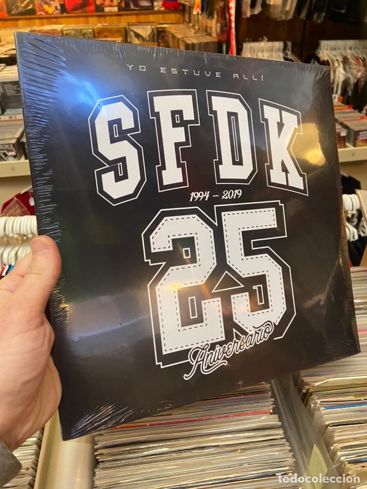 SFDK YO ESTUVE ALLI MAXI 12 PULGADAS VINILO 25 ANIVERSARIO (Música - Discos - LP Vinilo - Rap / Hip Hop)