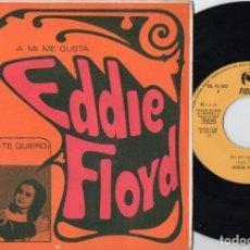 Dischi in vinile: EDDIE FLOYD - BYE BYE BABY - SINGLE DE VINILO. Lote 234468510