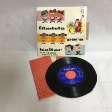 Discos de vinilo: FILMLETS PARA BAILAR, DISCO. Lote 234482975
