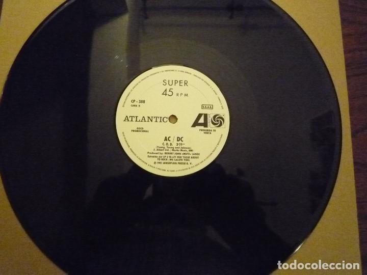 """Discos de vinilo: AC/DC """"FOR THOSE ABOUT TO ROCK"""" MAXI PROMO 1981 - Foto 7 - 234484375"""