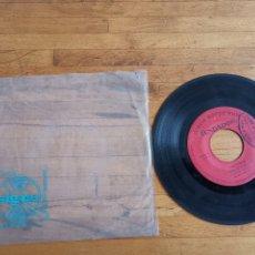 Discos de vinilo: DISCO DE VINILO DE 45RPM FUNDADOR, PASDOBLES DE 1965. Lote 234493045