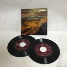Discos de vinilo: SUITE DEL GRAN CAÑÓN, DOS DISCOS AÑO 1955. Lote 234523120