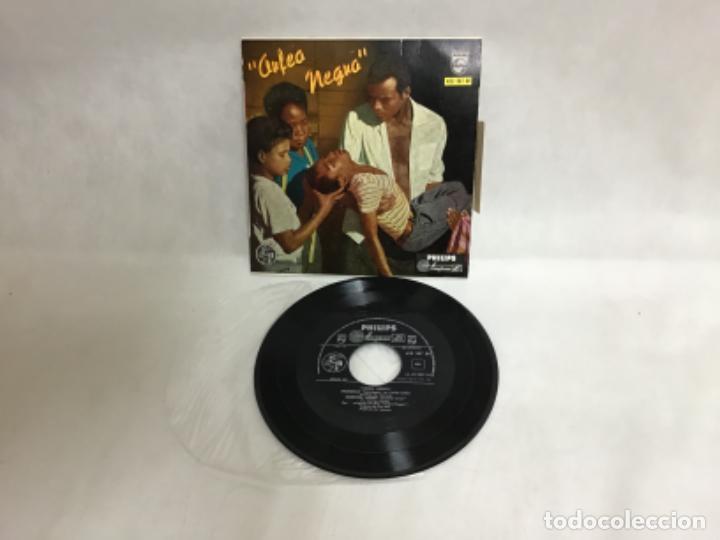 ORFEO NEGRO, DISCO AÑO 1960 (Música - Discos de Vinilo - EPs - Bandas Sonoras y Actores)