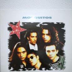 Disques de vinyle: LP MOSQUITOS* - REVOLUCIÓN (LP, ALBUM), 1990, EXCELENTE!! CON INSERT. Lote 234541420
