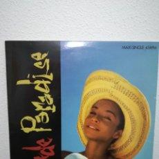 """Discos de vinilo: SADE - PARADISE (EXTENDED REMIX) (12"""", MAXI)SPAIN 1988 , EXCELENTE!!. Lote 234542295"""