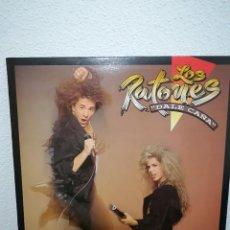 Discos de vinil: LP LOS RATONES - DALE CAÑA (LP, ALBUM, GAT), SPAIN 1989. Lote 234546730