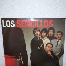 Disques de vinyle: LOS SENCILLOS - DE PLACER! (LP, ALBUM), 1990, EXCELENTE CON INSERT. Lote 234549275