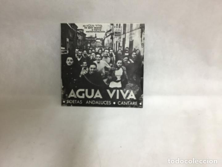 Discos de vinilo: AGUA VIVA, DISCO AÑO 1969 - Foto 2 - 234551255