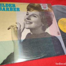 Disques de vinyle: ELDER BARBER LP 1983 HISPAVOX. Lote 234564450