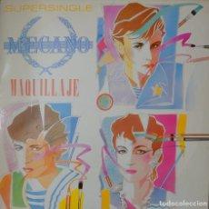 Discos de vinilo: MECANO MAXI-SINGLE SELLO ARIOLA EDITADO EN ESPAÑA AÑO 1982.... Lote 234574250