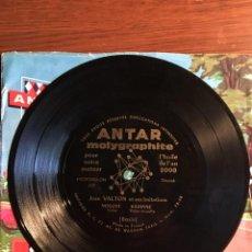 """Discos de vinilo: SINGLE 7"""" FLEXIDISCO JEAN VALTON ET SES IMITATIONS. Lote 234588685"""