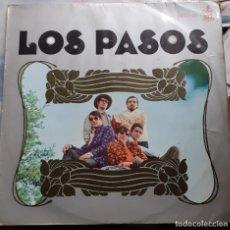 Discos de vinilo: LOS PASOS - OJO POR OJO - HISPAVOX 1967. Lote 234642635