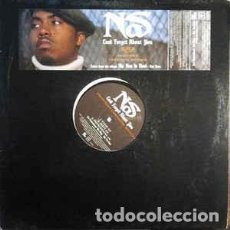 Discos de vinilo: NAS ‎– CAN'T FORGET ABOUT YOU. Lote 234710740