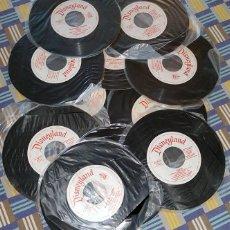 Discos de vinilo: COLECCIÓN DE 14 DISCOS DE CUENTOS INFANTILES. DISNEYLAND. (WALT DISNEY). Lote 234716915