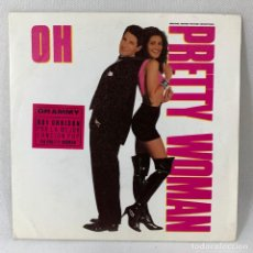 Disques de vinyle: SINGLE PROMOCIONAL ROY ORBISON - OH/ PRETTY WOMAN - ESPAÑA - AÑO 1991. Lote 234741695