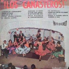 Discos de vinilo: MANOLO CARACOL / MARÍA VARGAS LP SELLO PHILIPS EDITADO EN ESPAÑA AÑO 1964...LOS CANASTERA.... Lote 234754885