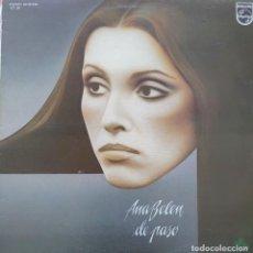 Discos de vinilo: ANA BELÉN LP SELLO PHILIPS EDITADO EN ESPAÑA AÑO 1977.... Lote 234759680