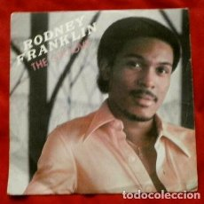 Discos de vinilo: RODNEY FRANKLIN (SINGLE 1980) THE GROOVE - GOD BLESS THE BLUES. Lote 234765525