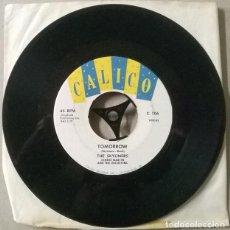Discos de vinilo: THE SKYLINERS. THIS I SWEAR/ TOMORROW. CALICO, USA 1959 SINGLE. Lote 234776805