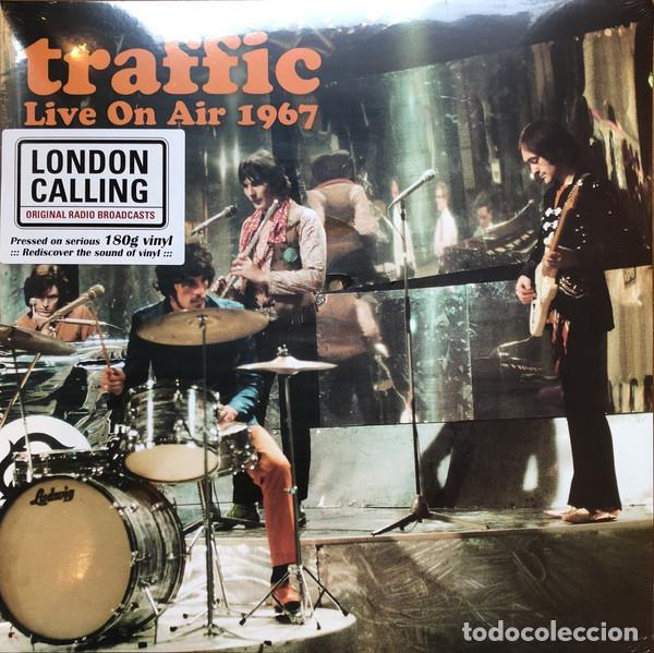 LP TRAFFIC - LIVE ON AIR 1967 - LONDON CALLING LCLP5002 - NUEVO / PRECINTADO !!* (Música - Discos - LP Vinilo - Pop - Rock Extranjero de los 50 y 60)