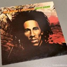 Discos de vinilo: NUMULITE * LP BOB MARLEY AND THE WAILERS NATTY DREAD T9. Lote 234794795