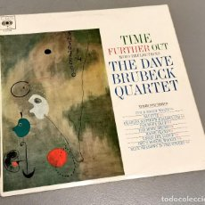 Discos de vinilo: NUMULITE * THE DAVE BRUBECK QUARTET TIME FURTHER OUT MIRO REFLECTIONS T9. Lote 234795415