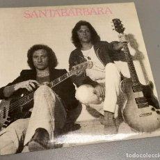 Discos de vinilo: NUMULITE * LP SANTABARBARA T9. Lote 234795835