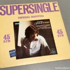 Discos de vinilo: NUMULITE * LP SUPERSINGLE ESPECIAL DISCOTECA JOSÉ FELICIANO I SECOND THAT EMOTION T9. Lote 234795955