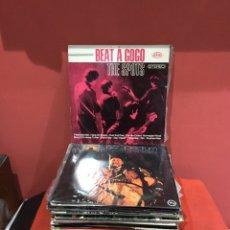 Discos de vinilo: LOTE DE 56 DISCOS DE MÚSICA ANTIGUOS- ROCK .JAZZ...TAMAÑO GRANDE -VER FOTOS. Lote 234802125