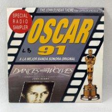 Discos de vinilo: SINGLE JOHN BARRY - THE JOHN DUNBAR THEME DANCES WITH WOLVES - ESPAÑA - AÑO 1991. Lote 234808630
