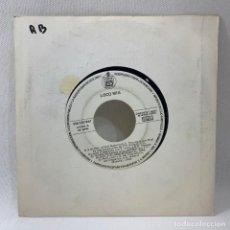 Discos de vinilo: SINGLE PROMOCIONAL LOCO MIA - ESPAÑA - AÑO 1990. Lote 234811365