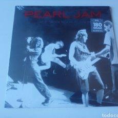 Disques de vinyle: PEARL JAM LP LOVE AT THE FOX THEATRE ATLANTA 1994 NUEVO Y PRECINTADO DEL AÑO 2016 GRUNGE. Lote 234825505