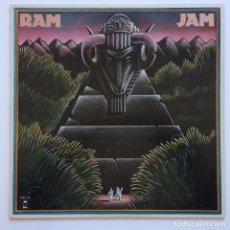 Discos de vinilo: RAM JAM – RAM JAM JAPAN,1977 EPIC. Lote 234829965