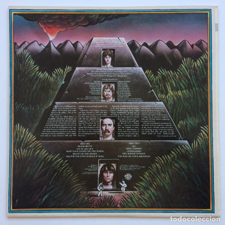Discos de vinilo: Ram Jam – Ram Jam Japan,1977 Epic - Foto 2 - 234829965