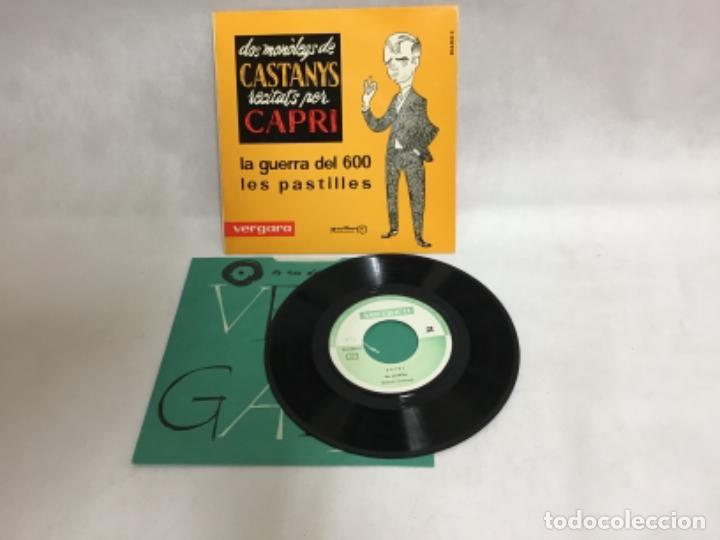 Discos de vinilo: JOAN CAPRI, LOTE DE DISCOS - Foto 6 - 234842010