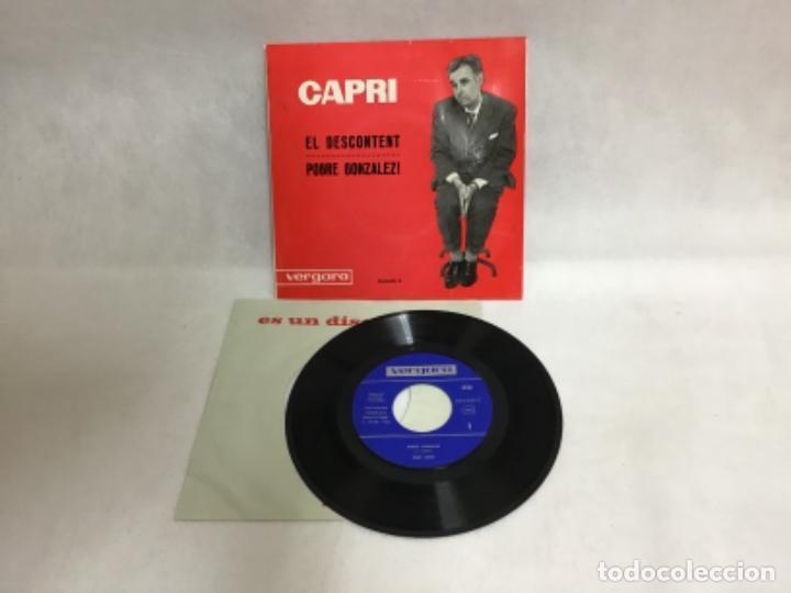 Discos de vinilo: JOAN CAPRI, LOTE DE DISCOS - Foto 10 - 234842010