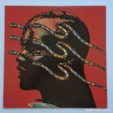Discos de vinilo: THE ART ENSEMBLE OF CHICAGO – FANFARE FOR THE WARRIORS JAPAN,1974 ATLANTIC. Lote 234843410