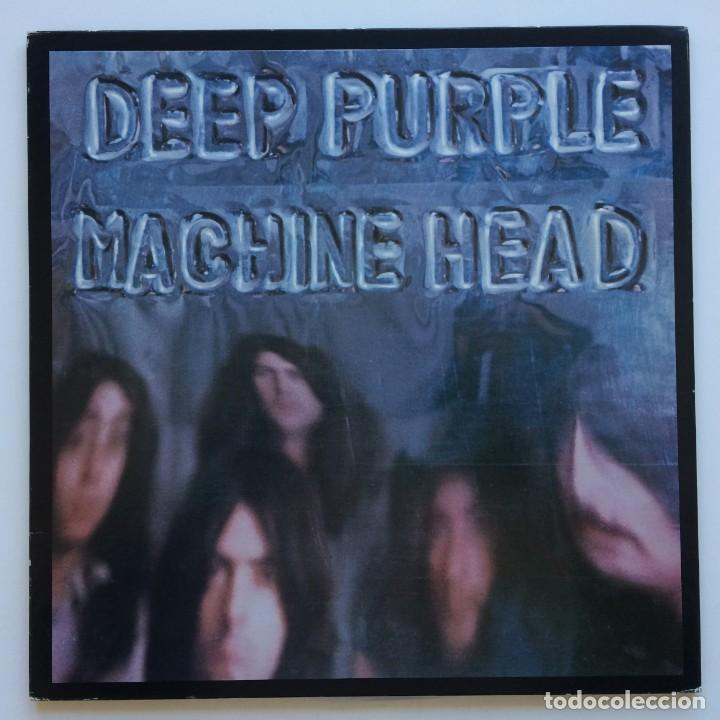 DEEP PURPLE – MACHINE HEAD JAPAN,1976 WARNER BROS RECORDS (Música - Discos - LP Vinilo - Pop - Rock - Internacional de los 70)