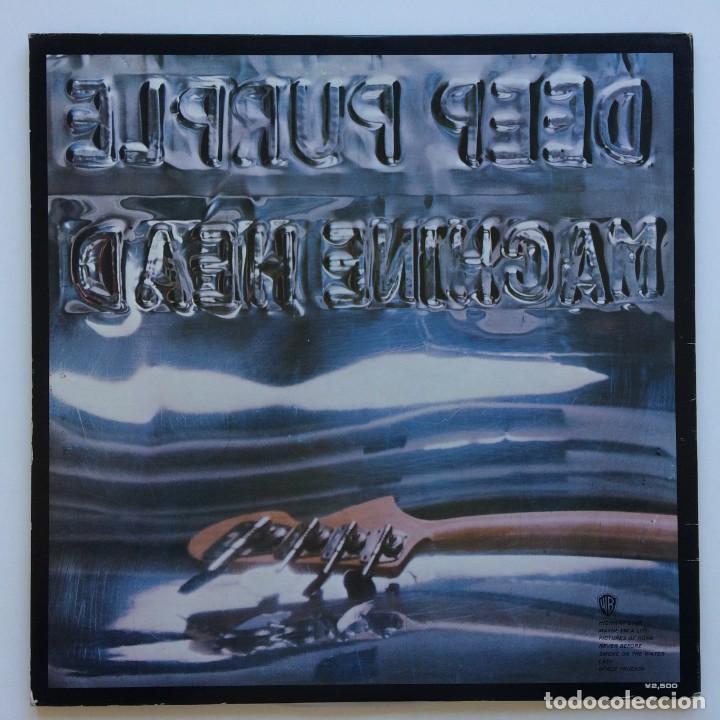 Discos de vinilo: Deep Purple – Machine Head Japan,1976 Warner Bros Records - Foto 2 - 234846335