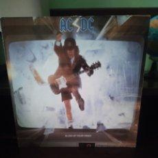 """Discos de vinilo: AC/DC """" BLOW UP YOUR VIDEO """". EDICIÓN U.K. 1988 ATLÁNTIC RECORDS.. Lote 234850660"""