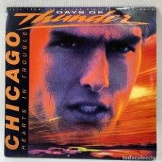 Discos de vinilo: SINGLE CHICAGO - HEARTS IN TROUBLE - ESPAÑA - AÑO 1990. Lote 234850680