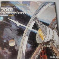 Discos de vinilo: 2001 A SPACE ODYSSEY, ED ESPAÑOLA. Lote 234857745