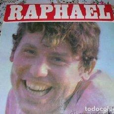 Discos de vinilo: RAPHAEL - BSO BANDA SONORA EL GOLFO LP DE SELLO LA VOZ DE SU AMO EDICION ESPAÑOL DEL AÑO 1968. Lote 234875070