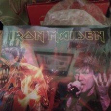 Discos de vinilo: IRON MAIDEN. THE OZ OF LOST SOULS. LP. Lote 234891415