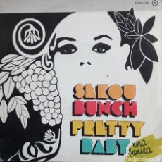 Discos de vinilo: SINGLE / SEKOU BUNH - PRETTY BABY 1983 EDICION ESPAÑOLA. Lote 234892760