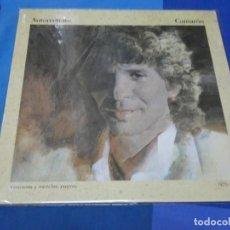 Discos de vinilo: EXPRO DOBLE LP CAMARON AUTORETRATO TIENE UNO DE LOS DOS DISCOS. Lote 234895605