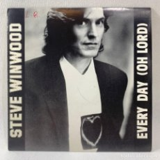 Discos de vinilo: SINGLE STEVE WINWOOD - EVERY DAY (OH LORD) - ESPAÑA - AÑO 1991. Lote 234903030